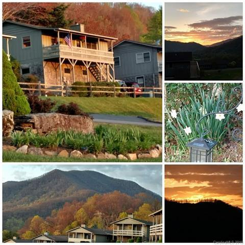 33 Flint Lane, Maggie Valley, NC 28751 (#3439614) :: Rowena Patton's All-Star Powerhouse
