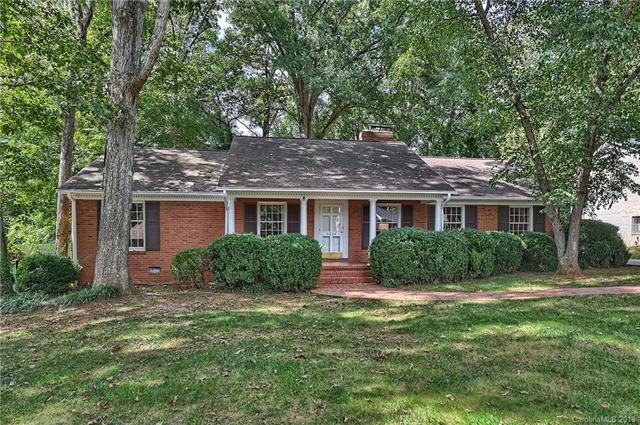 4634 Emory Lane, Charlotte, NC 28211 (#3439616) :: Miller Realty Group