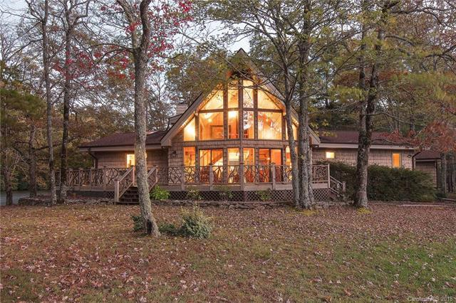 100 Echo Springs Point 9R, Lake Toxaway, NC 28747 (#3439645) :: Robert Greene Real Estate, Inc.