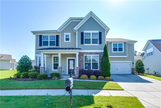 12712 Cheverly Drive, Huntersville, NC 28078 (#3439682) :: Team Southline