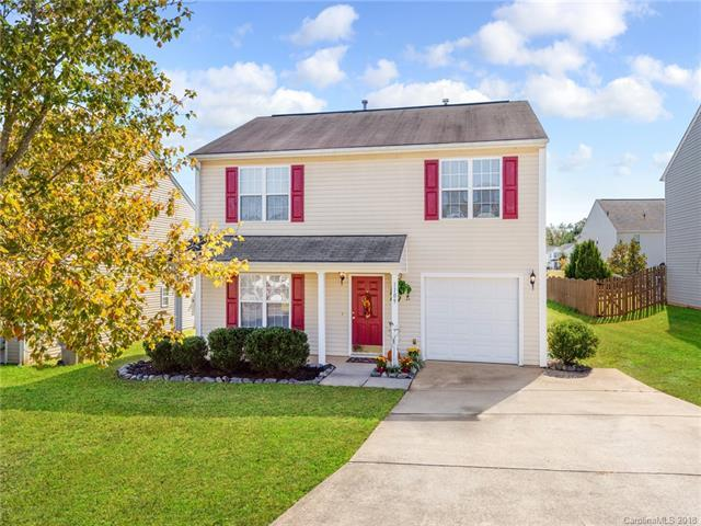 1109 Aprilia Lane, Dallas, NC 28034 (#3439827) :: TeamHeidi®