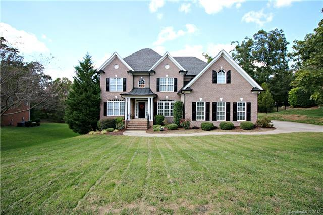 3926 Balmoral Avenue, Harrisburg, NC 28075 (#3439847) :: Odell Realty