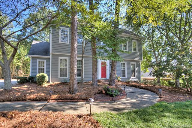 927 Trentle Court #34, Charlotte, NC 28211 (#3439864) :: Team Southline