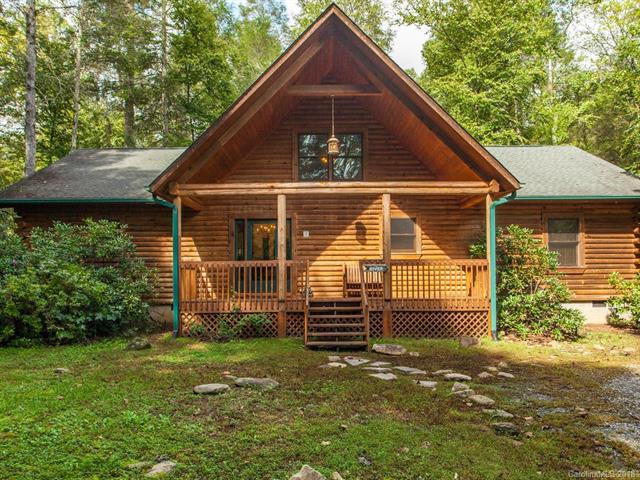 116 Fork Drive S, Lake Lure, NC 28746 (#3439901) :: Team Honeycutt
