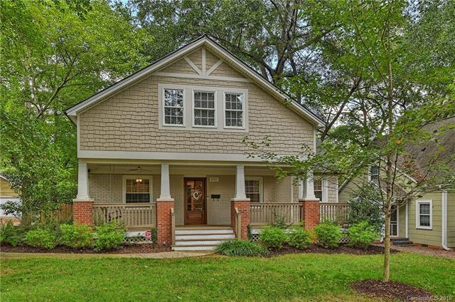 2601 Shenandoah Avenue, Charlotte, NC 28205 (#3440023) :: High Performance Real Estate Advisors
