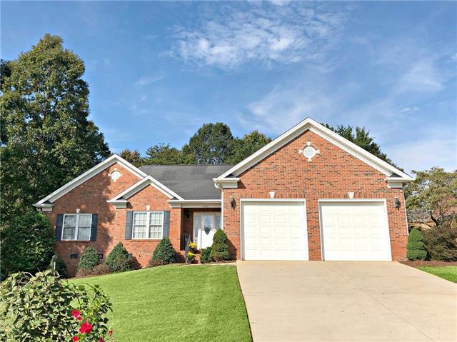 4945 Brookridge Drive NE, Hickory, NC 28601 (MLS #3440052) :: RE/MAX Impact Realty