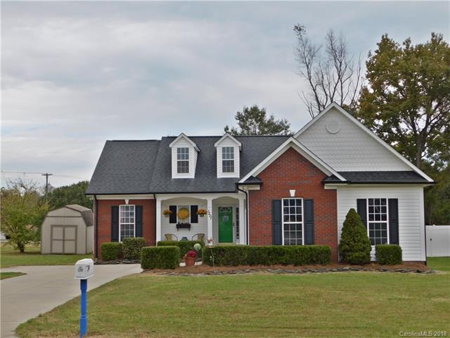 1201 Pressley Downs Drive SE, Concord, NC 28025 (#3440120) :: Exit Mountain Realty