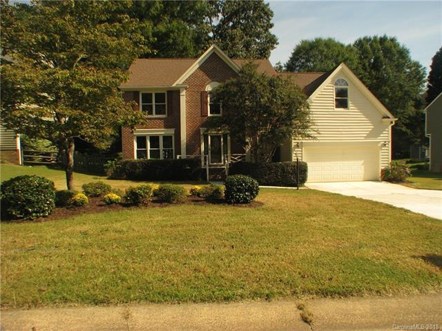 12724 Angel Oak Drive, Huntersville, NC 28078 (#3440206) :: Exit Mountain Realty