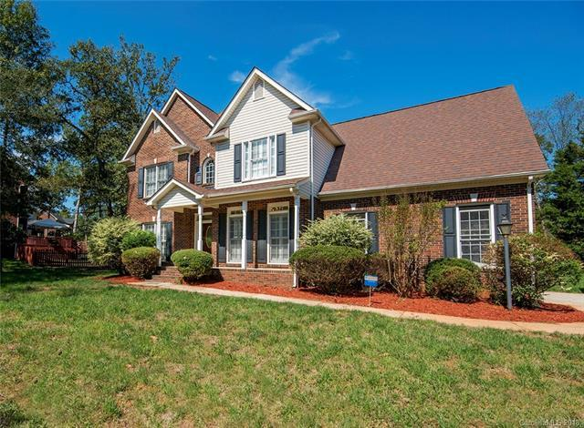 1305 Mill Race Lane, Matthews, NC 28104 (#3440232) :: The Ramsey Group
