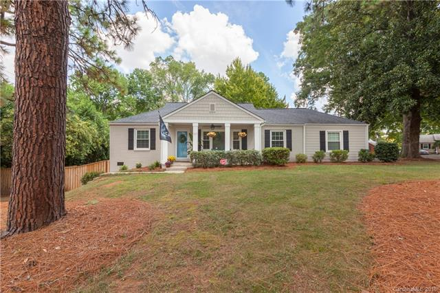 501 Poindexter Drive, Charlotte, NC 28209 (#3440265) :: The Temple Team