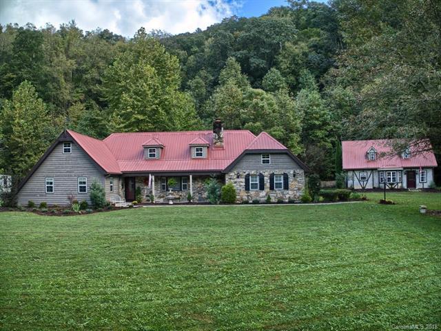 25 & 35 Freeman Knolls Drive, Hendersonville, NC 28792 (#3440326) :: Exit Mountain Realty