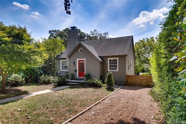 1816 Hall Avenue, Charlotte, NC 28205 (#3440348) :: Exit Mountain Realty