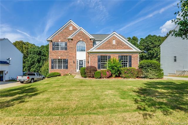 15447 Britley Ridge Drive, Huntersville, NC 28078 (#3440392) :: Stephen Cooley Real Estate Group