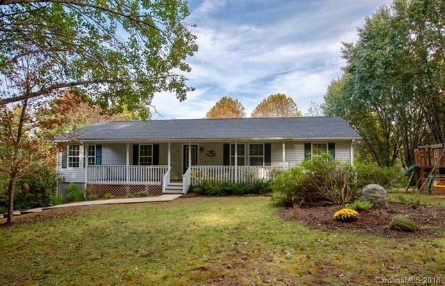 21 England Valley Road, Weaverville, NC 28787 (#3440394) :: Exit Mountain Realty