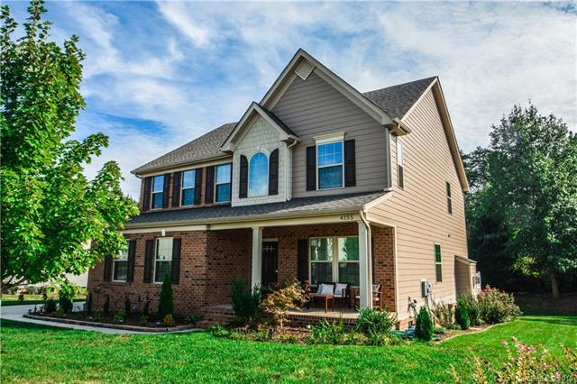 4155 Green Park Court, Harrisburg, NC 28075 (#3440402) :: Odell Realty