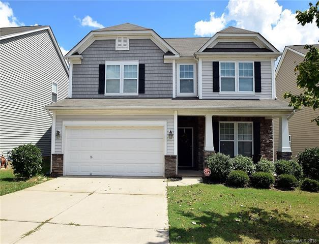 1007 Forestway Court, Indian Trail, NC 28079 (#3440433) :: Robert Greene Real Estate, Inc.