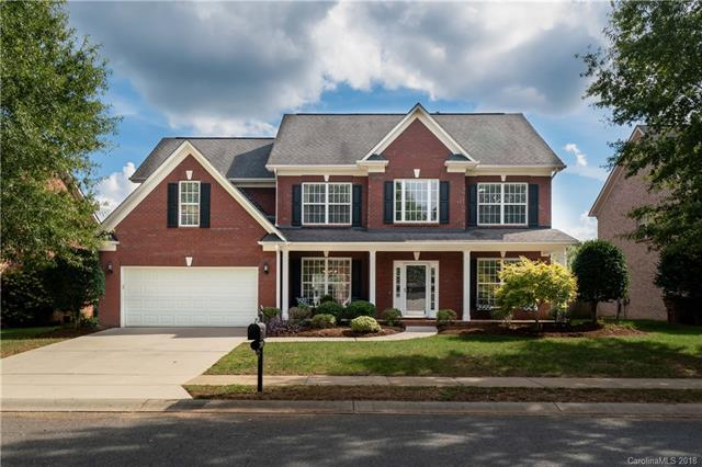 6008 Colton Ridge Drive, Indian Trail, NC 28079 (#3440449) :: Stephen Cooley Real Estate Group