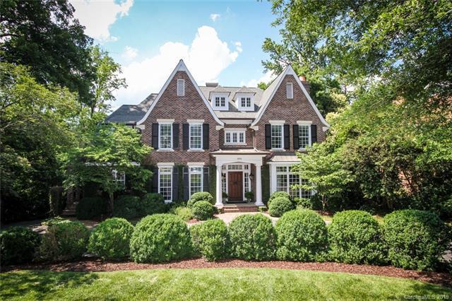 1918 Pinewood Circle, Charlotte, NC 28211 (#3440488) :: Homes Charlotte