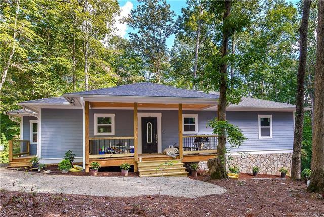 164 Spruce Pine Lane B-2, Brevard, NC 28712 (#3440494) :: Puffer Properties