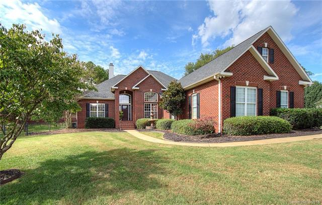 4334 Glen Eagles Lane, Concord, NC 28027 (#3440500) :: Stephen Cooley Real Estate Group