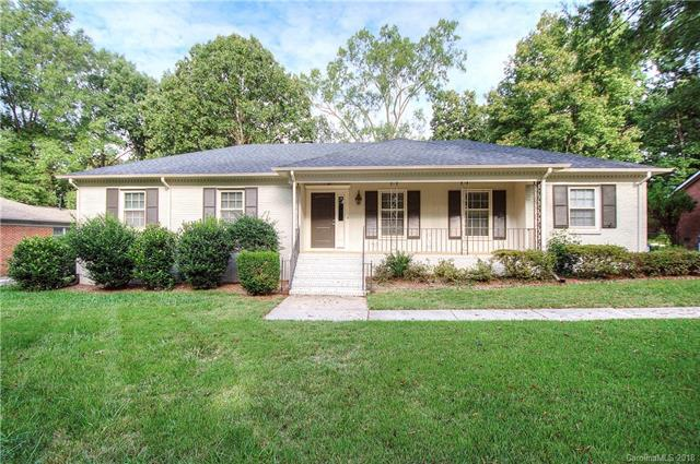 2419 Knickerbocker Drive, Charlotte, NC 28212 (#3440545) :: LePage Johnson Realty Group, LLC