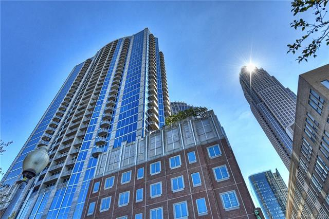 210 N Church Street #3307, Charlotte, NC 28202 (#3440720) :: The Ramsey Group