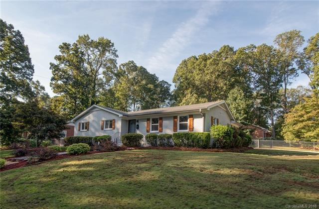 3600 Havenwood Road, Charlotte, NC 28205 (#3440748) :: Stephen Cooley Real Estate Group