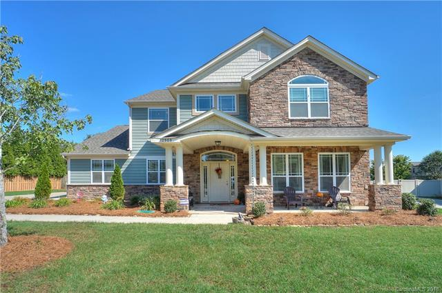 12909 Blakemore Avenue, Huntersville, NC 28078 (#3440787) :: Washburn Real Estate