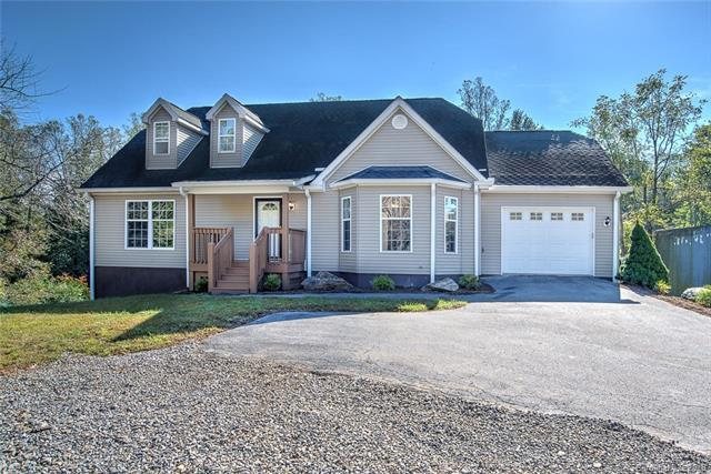 6 Garrison Road #2, Weaverville, NC 28787 (#3440795) :: High Performance Real Estate Advisors
