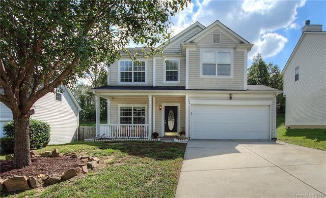 12409 Dixie Ann Drive #7, Charlotte, NC 28262 (#3440825) :: Rinehart Realty