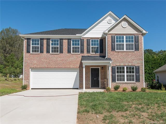 127 Quail Haven Drive #6, Troutman, NC 28166 (#3440993) :: High Performance Real Estate Advisors