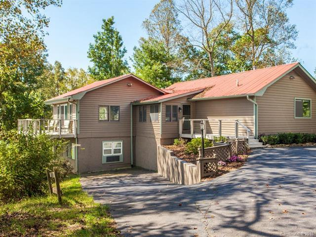 1196 High Rock Mountain Road, Marshall, NC 28753 (#3441005) :: Exit Mountain Realty