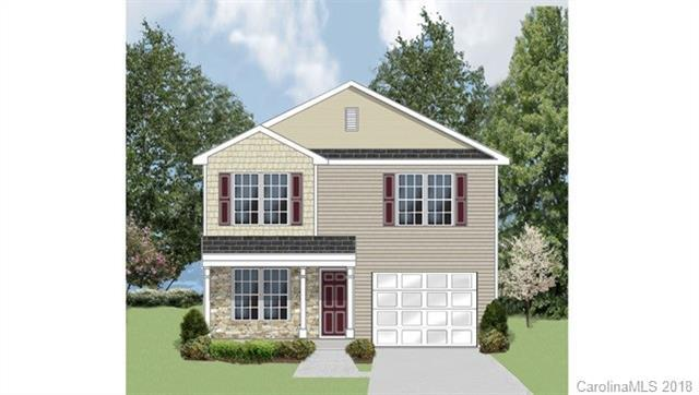 6614 Tumbling Brook Lane Lot 3, Charlotte, NC 28216 (#3441132) :: Rowena Patton's All-Star Powerhouse