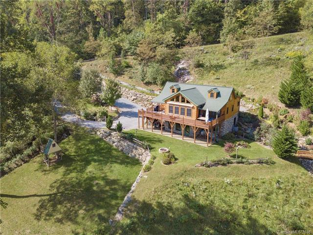 11 Chase Cove Road, Waynesville, NC 28785 (#3441399) :: Puma & Associates Realty Inc.