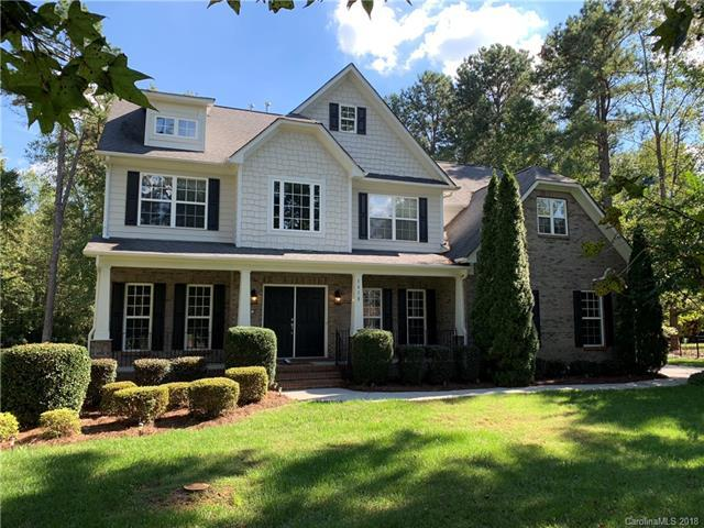 5418 Turkey Oak Drive, Mint Hill, NC 28227 (#3441471) :: Exit Mountain Realty