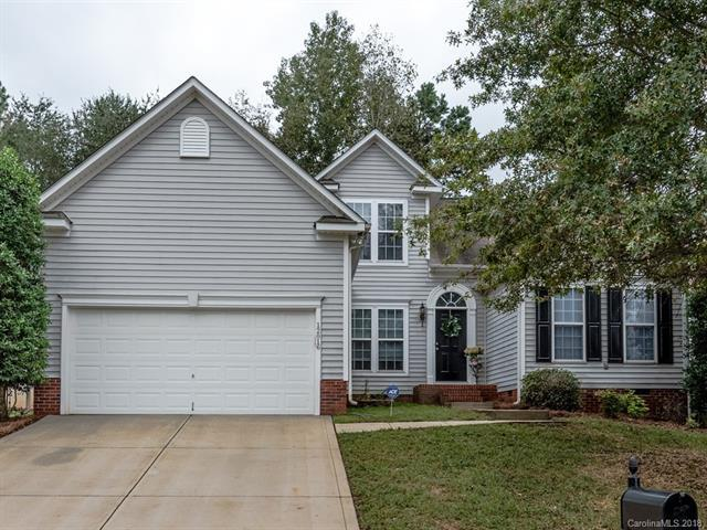 12016 Harmon Lane, Pineville, NC 28134 (#3441491) :: Burton Real Estate Group