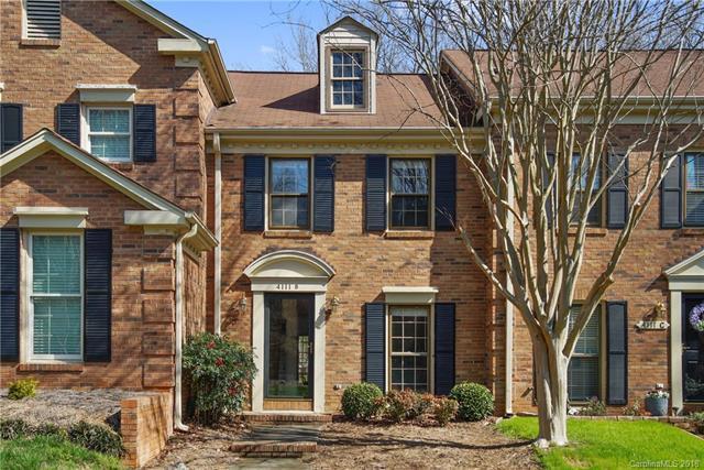 4111 Ivystone Court B, Charlotte, NC 28277 (#3441548) :: High Performance Real Estate Advisors