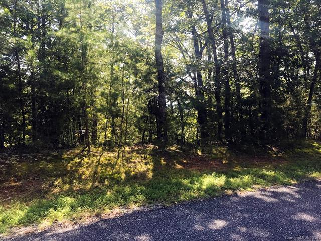 Lot 123 Whitney Boulevard, Lake Lure, NC 28746 (#3441624) :: Odell Realty