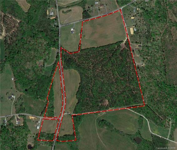 3810 Gold Hill Road, Gold Hill, NC 28071 (#3441672) :: Mossy Oak Properties Land and Luxury