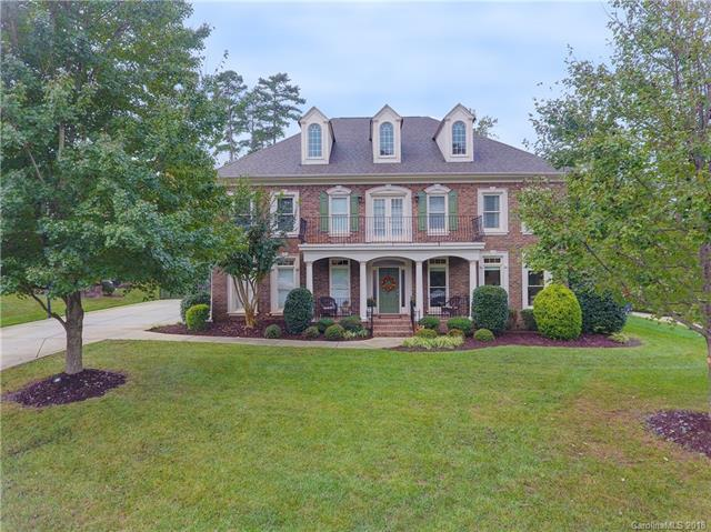 3010 Shalford Lane, Matthews, NC 28104 (#3441694) :: Odell Realty
