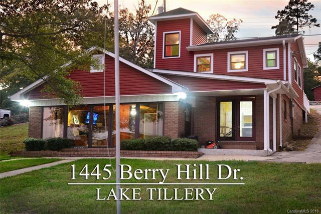1445 Berry Hill Drive 835 & 836, Norwood, NC 28128 (#3441710) :: Exit Mountain Realty