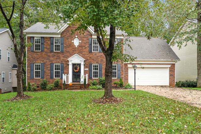 8522 Glade Court, Huntersville, NC 28078 (#3441778) :: The Ramsey Group