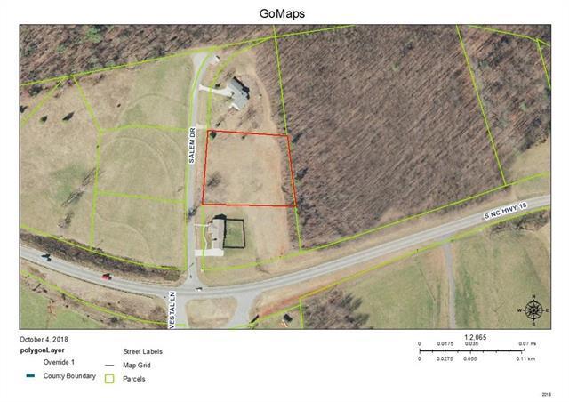 Lot 2 Salem Drive, Moravian Falls, NC 28654 (#3441802) :: High Performance Real Estate Advisors