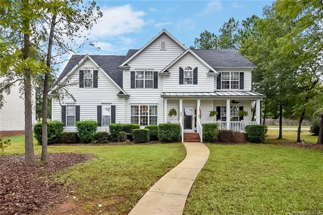 7409 Conifer Circle, Indian Trail, NC 28079 (#3441863) :: TeamHeidi®
