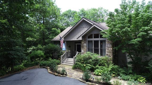 146 Hawk Mountain Road Hm98, Lake Toxaway, NC 28747 (#3441889) :: Robert Greene Real Estate, Inc.