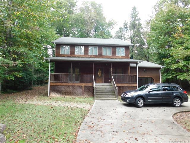 76 Grove Street #16, Brevard, NC 28712 (#3442088) :: Rinehart Realty