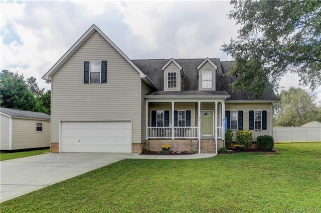 168 Weathers Creek Road, Troutman, NC 28166 (#3442107) :: LePage Johnson Realty Group, LLC