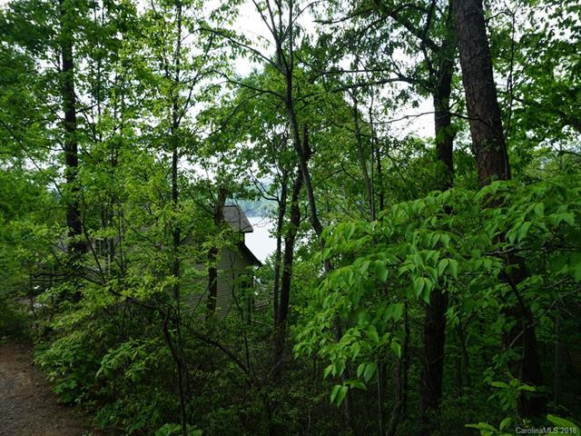 LOT 15 Pier Point Drive, Lake Lure, NC 28746 (#3442125) :: Century 21 First Choice