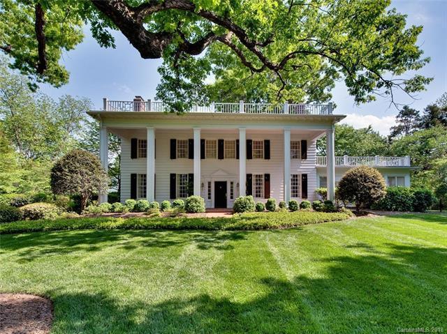 2401 Sharon Lane, Charlotte, NC 28211 (#3442147) :: Stephen Cooley Real Estate Group