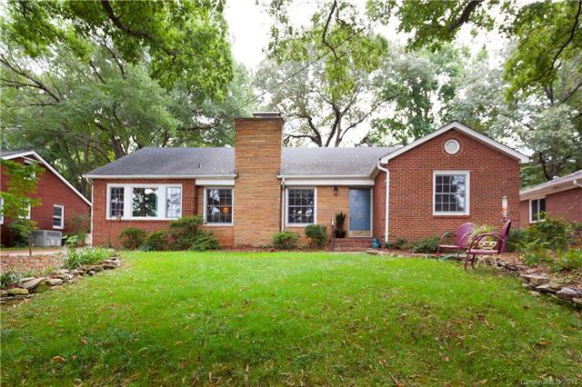 814 Fugate Avenue, Charlotte, NC 28205 (#3442229) :: Stephen Cooley Real Estate Group